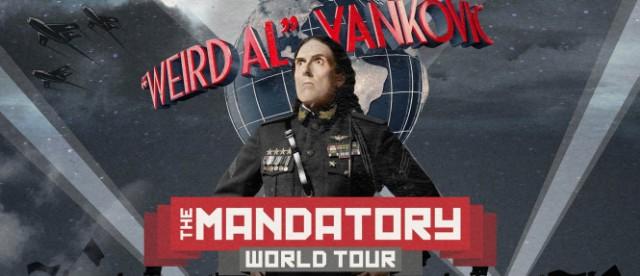 Weird Al Yankovic tour