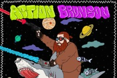 Action Bronson &#8211; &#8220;Actin Crazy&#8221; + <em>Mr. Wonderful</em> Details