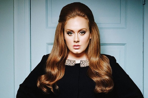 Adele's New LP Won't Be Out Until The End Of 2015 Or Later