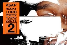 "A$AP Rocky - ""Lord Pretty Flacko Jodye 2"""