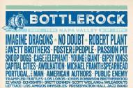 BottleRock 2015 Lineup