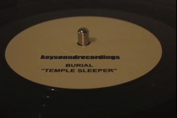 "Burial - ""Temple Sleeper"""
