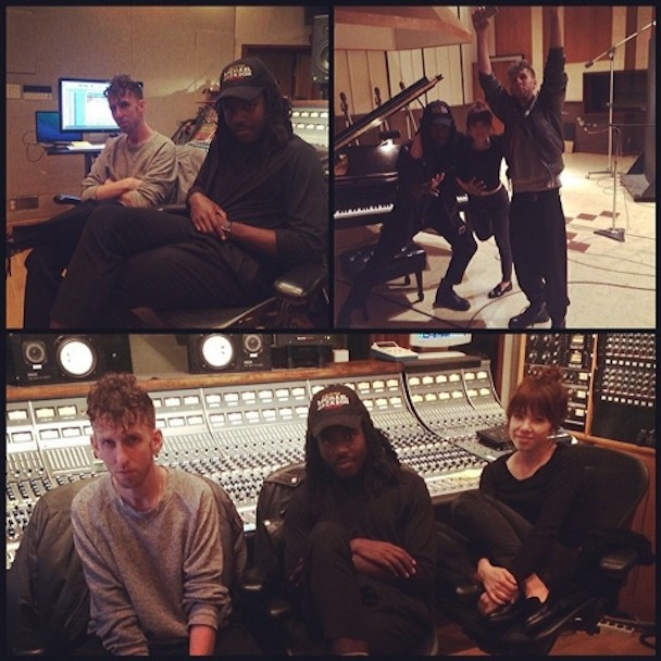 Carly Rae Jepsen Is Recording With Dev Hynes And Ariel Rechtshaid