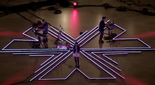 Watch Chvrches Shut Down Grand Central Station