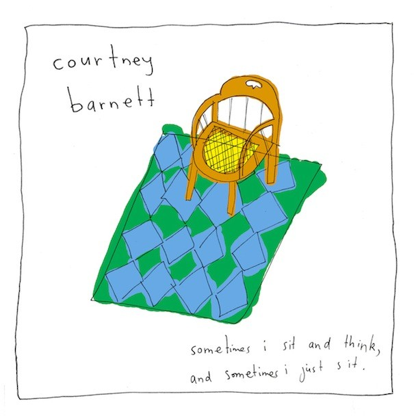 """Courtney Barnett - """"Pedestrian At Best"""" Video + Sometimes I Sit And Think, And Sometimes I Just Sit Details"""