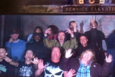 "Death Grips Visit Disneyland While ""Runway E"" Soundtracks London Fashion Week Runway Show"