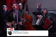 Watch The Decemberists Sing YouTube Comments On <em>Jimmy Kimmel Live!</em>