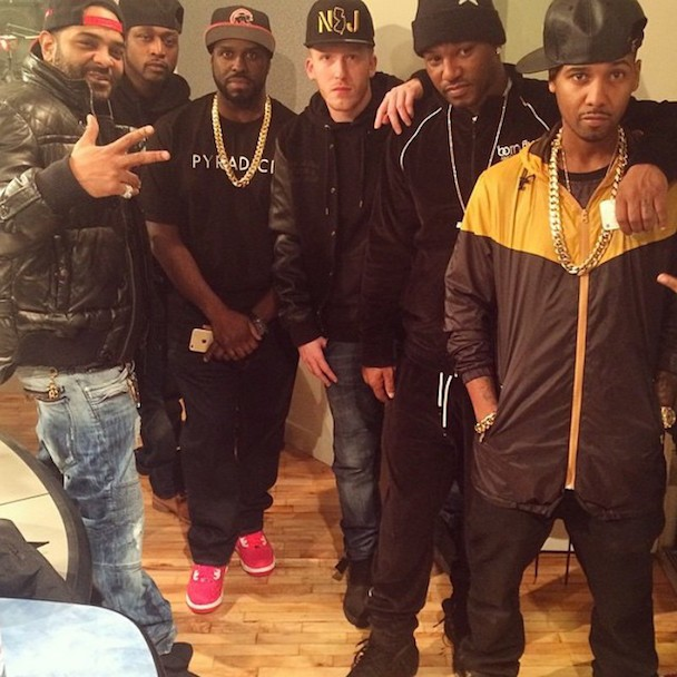 Dipset Disses Jay Z In Light Of Funkmaster Flex Rant