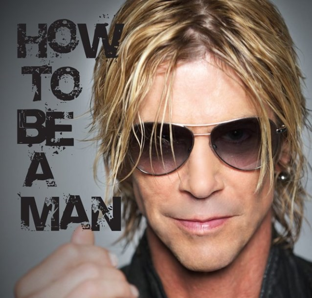 Duff McKagan Wrote An Advice Book Called How To Be A Man