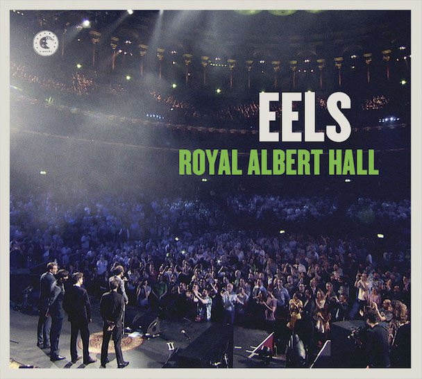 Eels Royal Albert Hall Cover