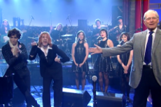 Foxygen On Letterman