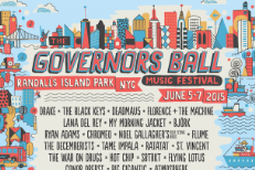 Governors Ball 2015 Lineup