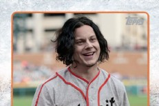 Jack White Gets His Own Detroit Tigers Baseball Card