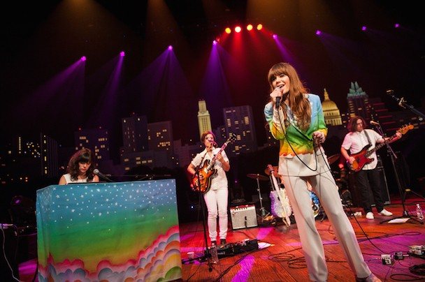 Watch Ryan Adams & Jenny Lewis' Full Episode Of Austin City Limits