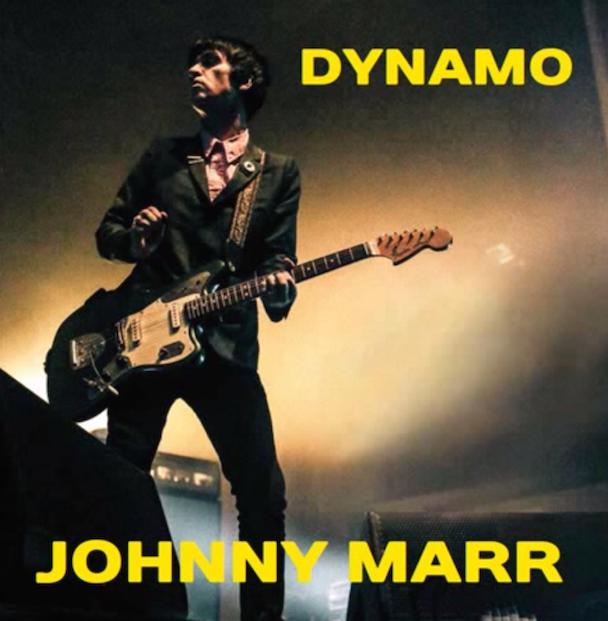 """Johnny Marr - """"Struck"""""""