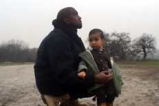 "Kanye West – ""Only One"" (Feat. Paul McCartney) Video (Dir. Spike Jonze)"