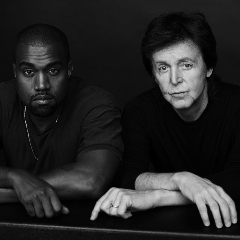 """Kanye West – """"Only One"""" (Feat. Paul McCartney) - Stereogum"""