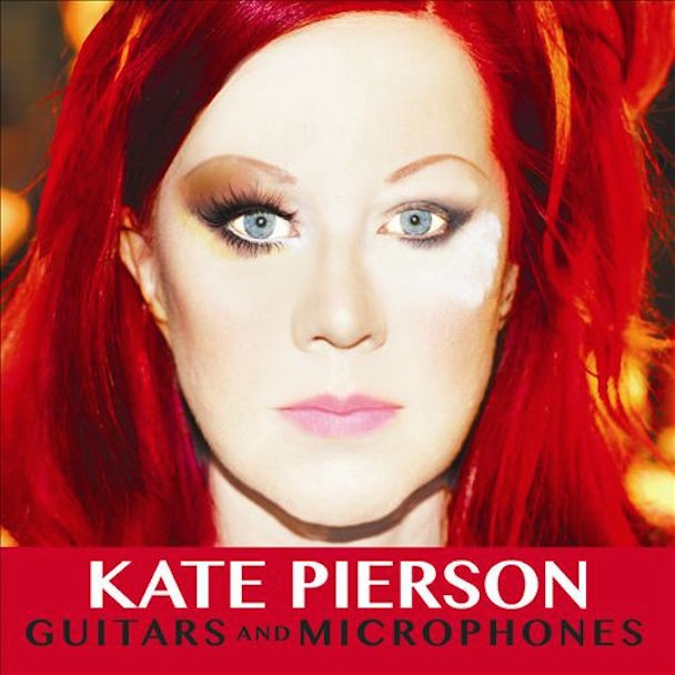 "Kate Pierson - ""Guitars And Microphones"" (Feat. Nick Valensi)"