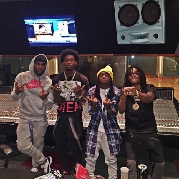 """Lil Wayne & Migos - """"Amazing Amy"""""""