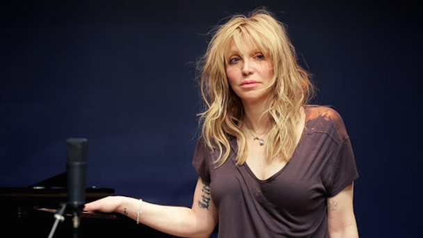 Watch Courtney Love Sing A Song From Her New Opera