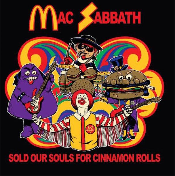 Mac Sabbath Is Our Generation S The Pizza Underground