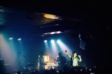 Watch Arctic Monkeys' Alex Turner Join Mini Mansions In London