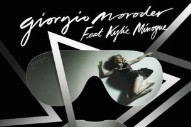 """Giorgio Moroder – """"Right Here, Right Now"""" (Feat. Kylie Minogue)"""