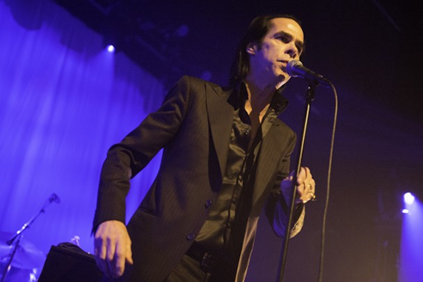 "Nick Cave - ""Avalanche"" (Leonard Cohen Cover)"