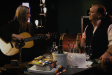 Watch Patti Smith, The Edge, Flea, &#038; Perry Farrell On Mario Batali&#8217;s New Web Series <em>Feedback Kitchen</em>