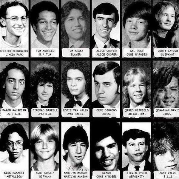 Gawker Thread Unearths High School Yearbook Photos Of ...