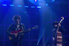 "Watch Ryan Adams Perform ""Gimme Something Good"" With Don Was On The Late Late Show"
