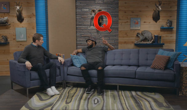 Watch Schoolboy Q Admit He Has An Sponsorship Deal With The Letter Q On Comedy Bang! Bang!
