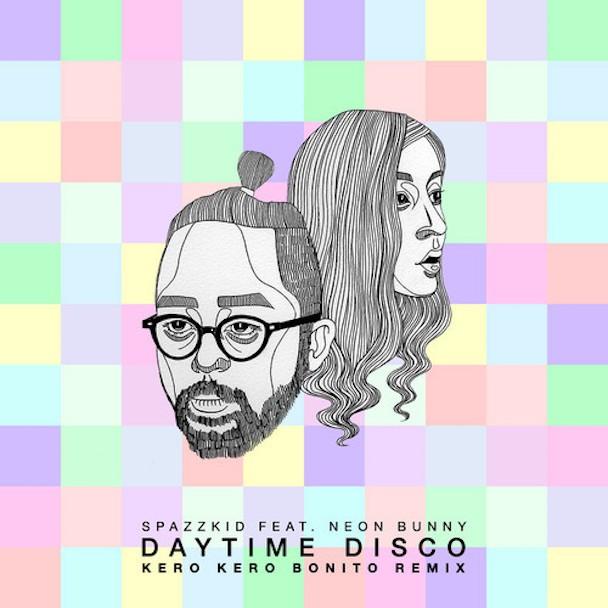 """Spazzkid - """"Daytime Disco (Kero Kero Bonito Remix)"""" (Feat. Neon Bunny)"""