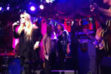 "Watch Stevie Nicks Sing ""Rhiannon"" With Deer Tick On New Year's Eve"