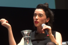 Watch St. Vincent Discuss David Bowie At MCA Chicago