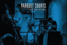 Parquet Courts Announce <em>Live At Third Man Records</em> LP