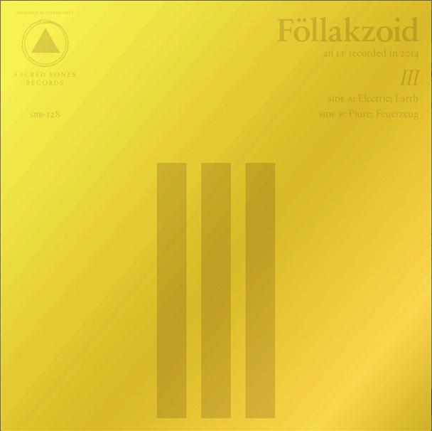 """Föllakzoid - """"Electric"""""""