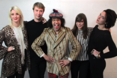 Watch Nardwuar Confront White Lung With Their Pasts