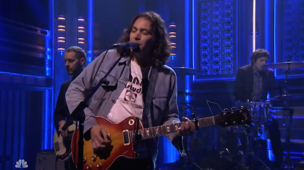 Watch The War On Drugs Perform On Fallon