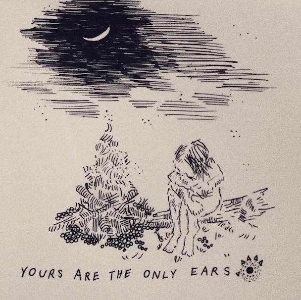 """Yours Are The Only Ears - """"Fire In My Eyes"""""""
