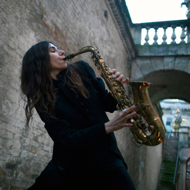 PJ Harvey Selling Lyric Sheets From Her Public Recording Project