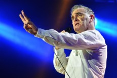 Morrissey At The 02 Arena 2014