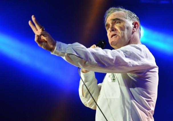 Morrissey Cancels Iceland Show Because Venue Serves Meat
