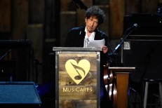 Bob Dylan MusiCares Interview