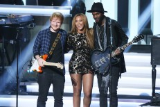 Ed Sheeran, Beyoncé, Gary Clark Jr.