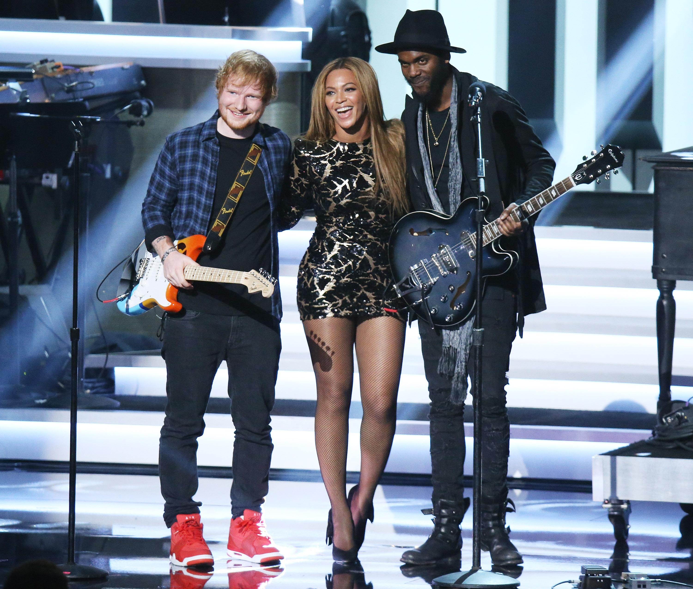 "Watch Beyoncé Cover ""Fingertips"" At Last Night's Stevie Wonder Tribute Concert"