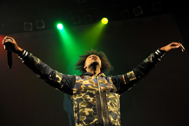Danny Brown Fresh Off The Boat Theme Song