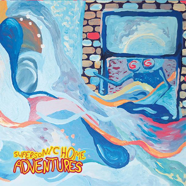 Stream Adventures Supersonic Home