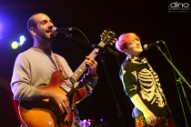 "Watch Alex Bleeker & Dave Harrington Play ""Eyes Of The World"" During Marathon Grateful Dead Covers Set"