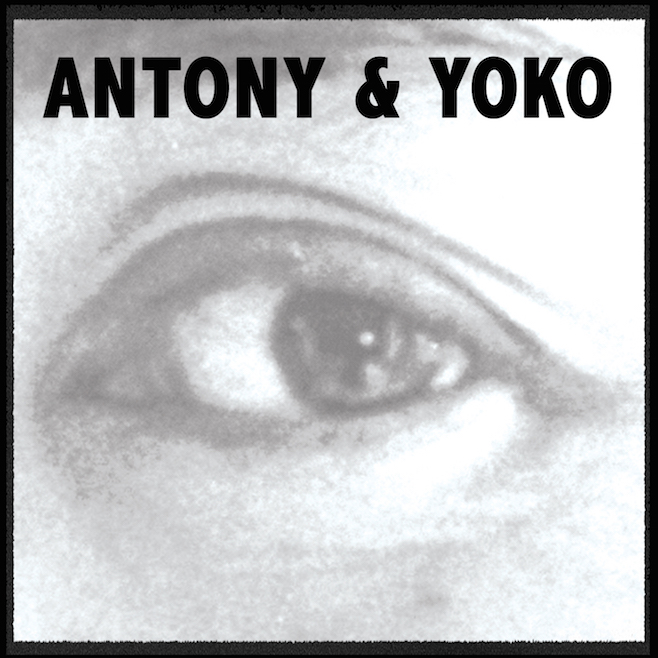 Antony Hegarty and Yoko Ono
